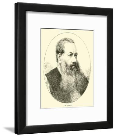 Dr Gobat--Framed Giclee Print