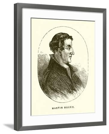 Martin Bucer--Framed Giclee Print