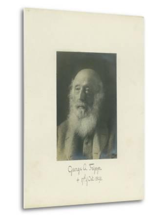 George A. Fripp, 1864--Metal Print