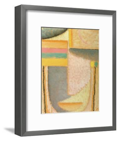 The Last Ray, 1931-Alexej Von Jawlensky-Framed Giclee Print