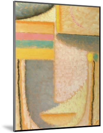 The Last Ray, 1931-Alexej Von Jawlensky-Mounted Giclee Print