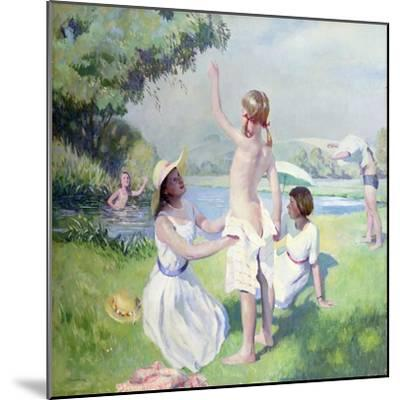 Summer-Dennis William Dring-Mounted Giclee Print