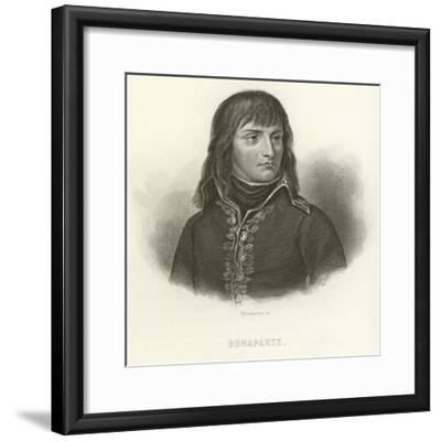 Napoleon Bonaparte--Framed Giclee Print