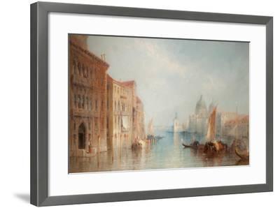 The Grand Canal, Venice-Jane Vivian-Framed Giclee Print