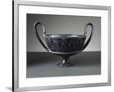 Kantharos--Framed Giclee Print