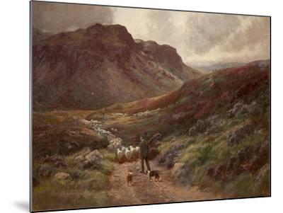 Landscape-Stephen Enoch Hogley-Mounted Giclee Print