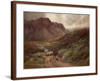 Landscape-Stephen Enoch Hogley-Framed Giclee Print