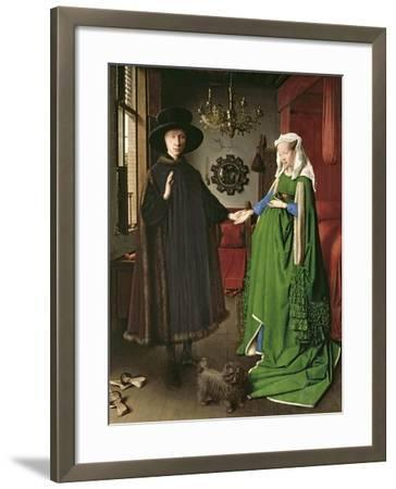 The Portrait of Giovanni--Framed Giclee Print