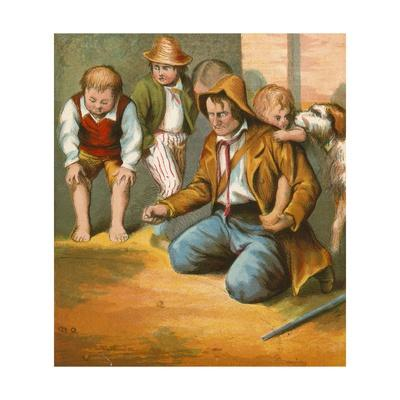 Rip Van Winkle--Framed Giclee Print