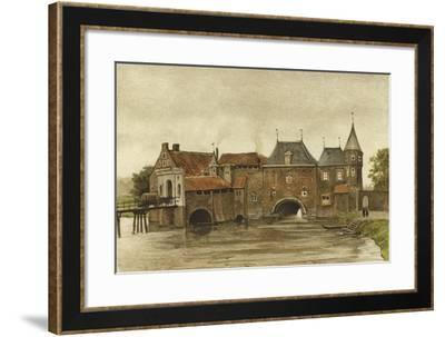 Koppelpoort, Amersfoort, Netherlands-Dutch School-Framed Giclee Print