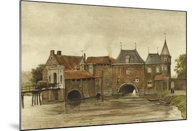 Koppelpoort, Amersfoort, Netherlands-Dutch School-Mounted Giclee Print