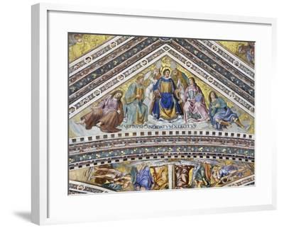 Martyrs, 1499-1504-Luca Signorelli-Framed Giclee Print