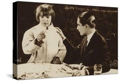 Jackie Coogan--Stretched Canvas Print