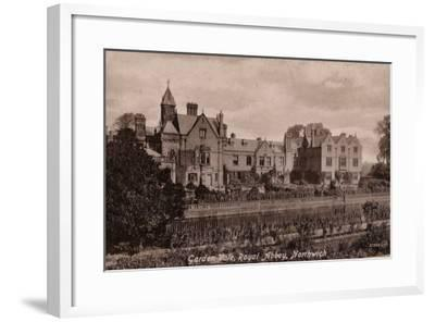 Vale Royal Abbey--Framed Photographic Print