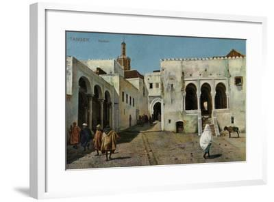 Kasbah, Tangier--Framed Photographic Print