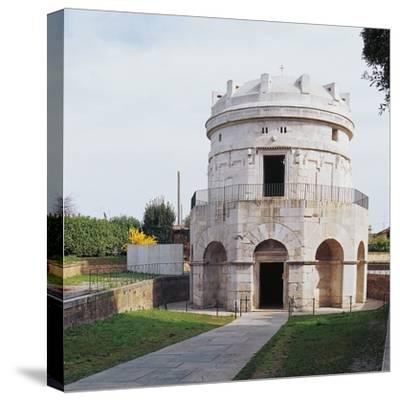 Theodoric's Mausoleum--Stretched Canvas Print