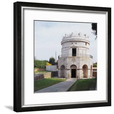 Theodoric's Mausoleum--Framed Photographic Print