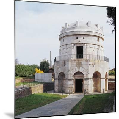 Theodoric's Mausoleum--Mounted Photographic Print