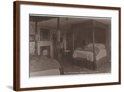 The Pickwick Room, White Horse Hotel, Ipswich--Framed Photographic Print