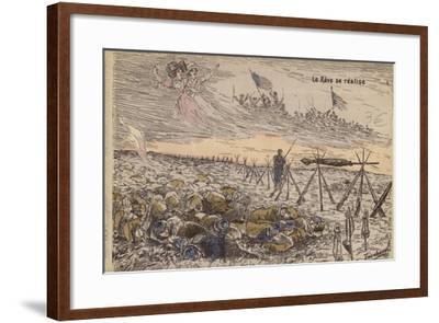 The Dream Comes True, World War I--Framed Giclee Print