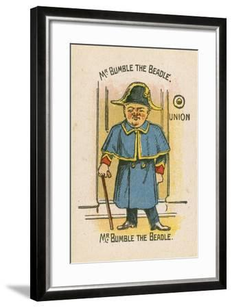 Mr Bumble the Beadle--Framed Giclee Print