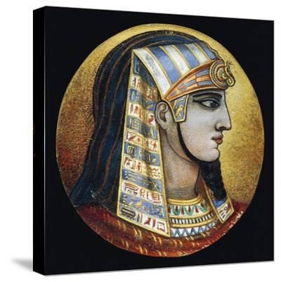 Pharaoh, 1868-Frederick Stibbert-Stretched Canvas Print