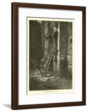 Heretic Iconoclasts--Framed Giclee Print