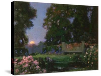 The Sanctuary, C.1910-Thomas Edwin Mostyn-Stretched Canvas Print
