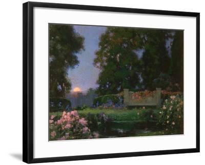 The Sanctuary, C.1910-Thomas Edwin Mostyn-Framed Giclee Print