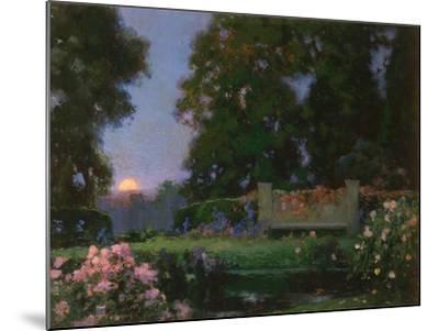 The Sanctuary, C.1910-Thomas Edwin Mostyn-Mounted Giclee Print