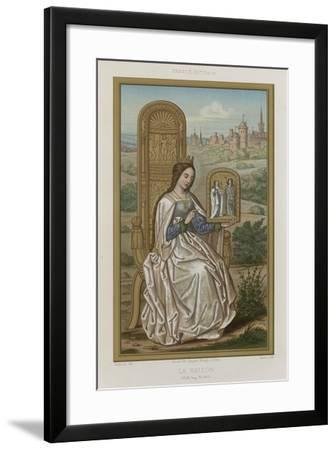 The Reason--Framed Giclee Print