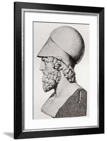 Themistocles--Framed Giclee Print