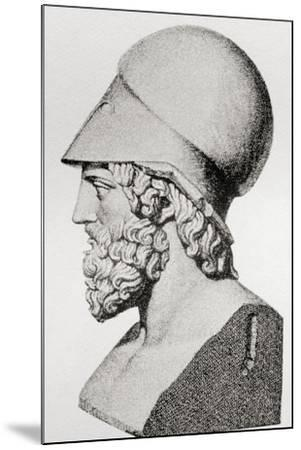 Themistocles--Mounted Giclee Print