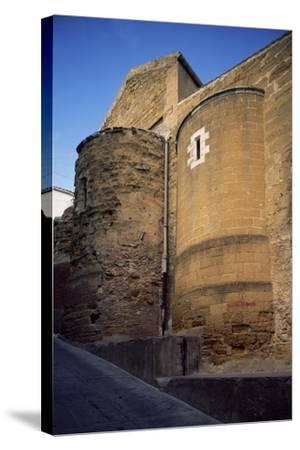 Apse of Church of St Mary of Greeks--Stretched Canvas Print