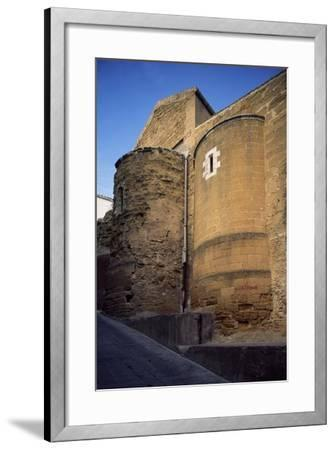 Apse of Church of St Mary of Greeks--Framed Giclee Print
