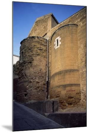 Apse of Church of St Mary of Greeks--Mounted Giclee Print
