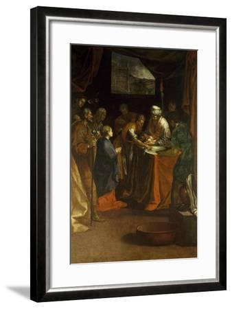 Circumcision-Federico Barocci-Framed Giclee Print