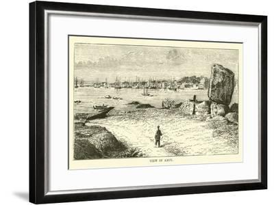 View of Amoy--Framed Giclee Print