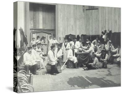 Salon Des Artistes Français, 1902--Stretched Canvas Print