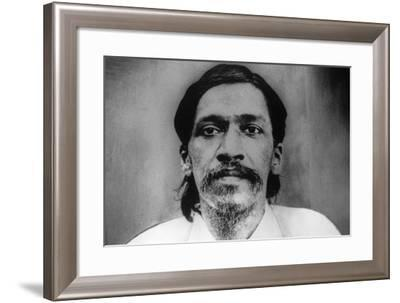 Sri Aurobindo--Framed Photographic Print