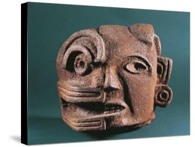 Zapotec Civilization, Classic Period--Stretched Canvas Print