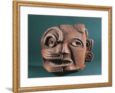 Zapotec Civilization, Classic Period--Framed Giclee Print
