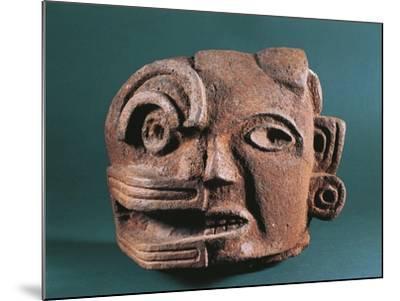 Zapotec Civilization, Classic Period--Mounted Giclee Print