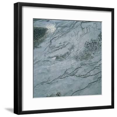 Lake Eyre--Framed Photographic Print