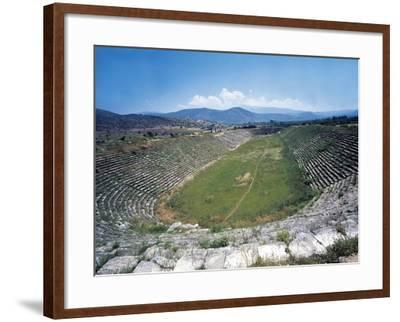 Turkey, Aegean Region, Aphrodisias, Stadium--Framed Giclee Print