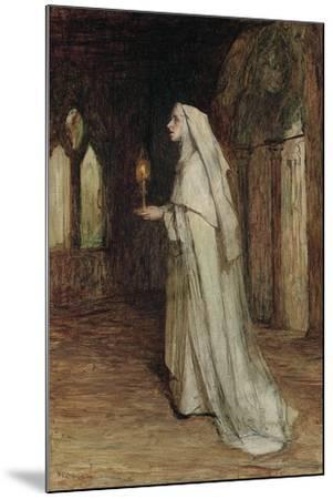 The Nun-William Quiller Orchardson-Mounted Giclee Print