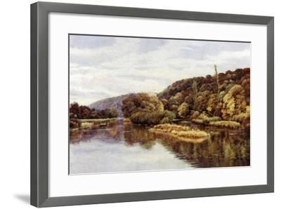 Cliveden-Alfred Robert Quinton-Framed Giclee Print