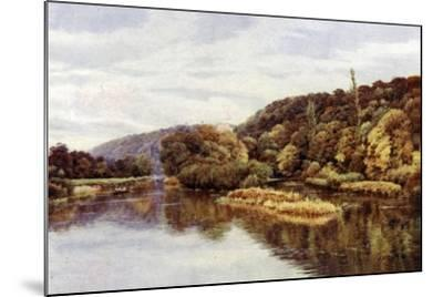 Cliveden-Alfred Robert Quinton-Mounted Giclee Print