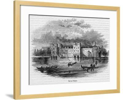 Savoy Palace, 1661--Framed Giclee Print