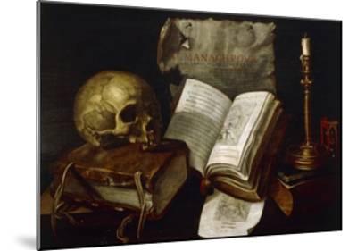 Vanity, 1641-Damien Lhomme-Mounted Giclee Print
